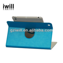 Hot selling tablet cover for ipad mini case with shining skin