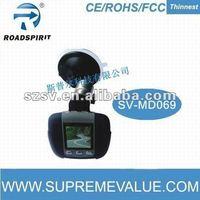 Charming car black box/car dvr/car dash camera support webcam