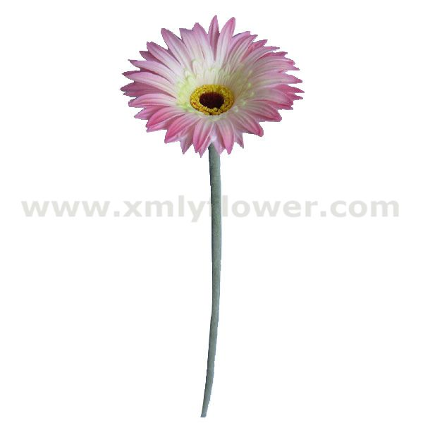 tallo de la flor artificial gerbera