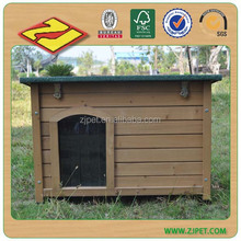 large outdoor wooden fold waterproof dog house