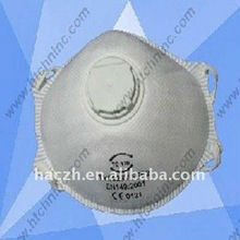Disposable N95/FFP2 dust mask with active carbon /disposable dust mask/nonwoven dust mask factory from China