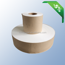 abaca pulp heat sealable paper filter paper rolls for coffee bags filter in China