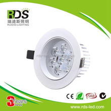 factory wholesale high luminous led downlight 6W with ce rohs