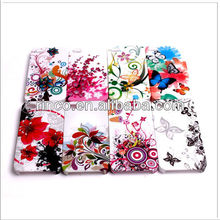 Flower TPU Gel Soft Skin Case Phone Cover For Apple iPhone 4 4g