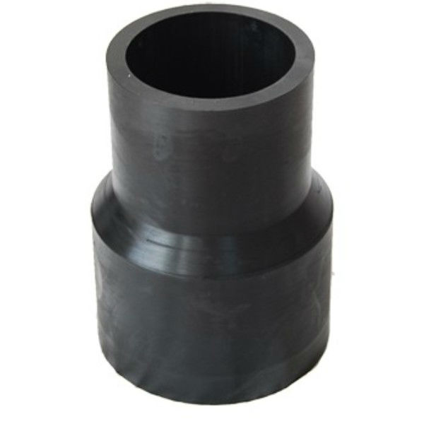 Hdpe pipe reducer pe for water view
