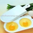 Microondas coração - recipiente ovo