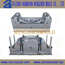 Car bumper Trim Mould,Custom made Car bumper Mould