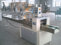 Automatic Bread/Cake/Biscuit/Sweets/Food Pillow Type Packaging machine