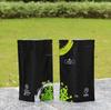 hot sale coffee packaging jute bag coffee bean packaging sack side gusset aluminum foil bag with valve