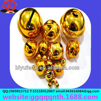 small decorative apartment door animal electronic call ship christmas jingle church gold plated ball bells for sale