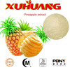 100% Natural Organic Pineapple extract,Pineapple extract powder,Bromelain powder