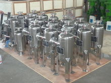 Water purificating stainless steel Cyclone desander factory price