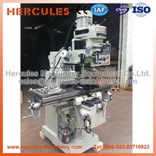 M3 -S Vertical Milling Machine manufactureres specification of vertical milling machine