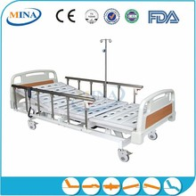 MINA-EB5101-F 5 motors adjustable hospital electric bed price, electric bed remote control