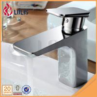 M85068YC Chrome Plating Single Level Bahroom Mixer wash basin faucets
