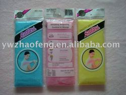 Salux japanese Exfoliating beauty skin cloth magic peeling cloth