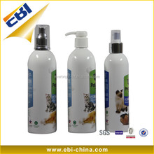 High quality lotion bottle for pet