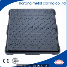 700mm EN124 High Quality Ductile Iron /Cast Iron Manhole Cover For Sewerage