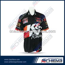 Custom sublimation racing wear /motorcle wear /jerseys