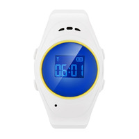 wholesale support android ios kids watch, SMS communication kid gps tracker watch,kids gps watch