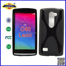 X Line Tpu Soft Back Case for LG C40 gel cover case for LG C40
