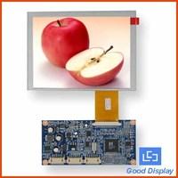 module lcd with VIDEO & VGA input digital lcd panel