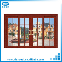 80 Series Waterproof Aluminum Sliding Glass Door