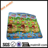 2013 good quality PE soft baby dance mat wholesale electronic baby dance mat baby mat for crawling