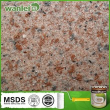 High-end granite effect decorative exterior wall coating