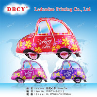 Inflatable Car Wholesale Decoration Helium Balloons