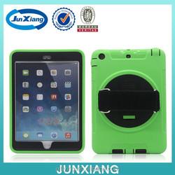 Wholesale shockproof hybrid multifunctional kickstand tablet cover for ipad mini