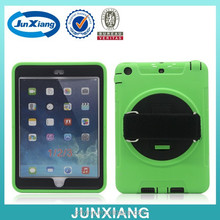 Wholesale shockproof hybrid multifunctional kickstand tablet cover for ipad mini