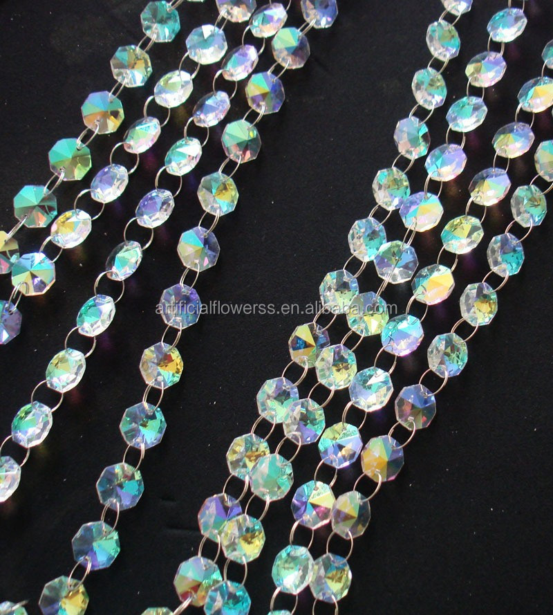 2015 hot sale crystal bead curtains for hotel office or - Hanging beads for doorways ...
