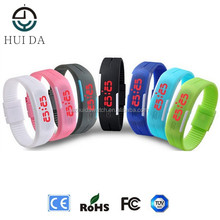 Cheap led watch,promotion kid and bracelet watch