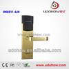 Stainless steel Golden color hotel card lock