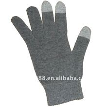 cotton touch gloves for all touch screen device like iphone,etc