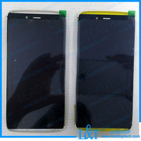 for Alcatel OT6032 gold lcd touch screen with frame