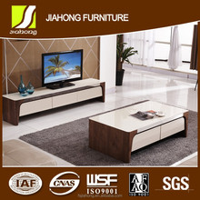 2015 Home furniture new product glass coffee table