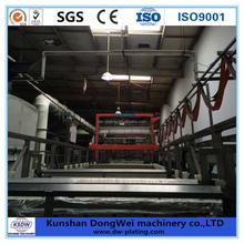 Zinc plating plant galvanized plating equipment