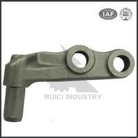 High precision casting automotive part steel metal forging product