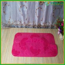 Modern bathroom product/ indoor pvc non-slip bathroom shower mat