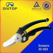line cutter Heavy duty scissors for underwater line