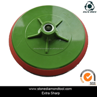Plastic Backing pads /vecro backer pad/ velcro backing pads