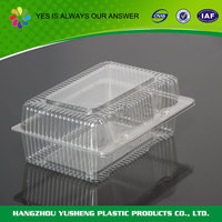 Promotional custom large plastic containers