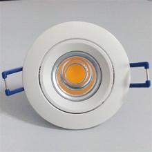 led 5W Gu10 ceiling lamp for hotel
