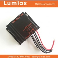 5A 10A 12V 24V AUTO solar panel charge controller IP67