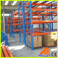 CE certificate china gorila estantes vertical carousel steel coil storage rack