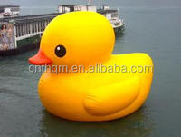 giant inflatable promotion duck