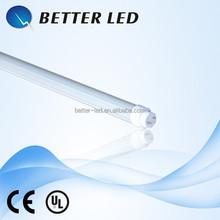 High Lumen 1200mm CE&ROHS&TUV Integrated T5 8W LED Tube Light