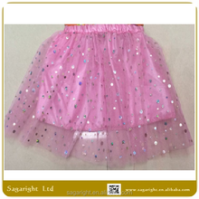 2015 New summer baby girls pettiskirt dress children frozen tutu dress girls ball gown dress